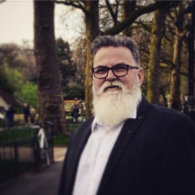 Big Bearded Bookseller