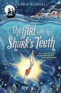 The Girl with the Shark's Teeth